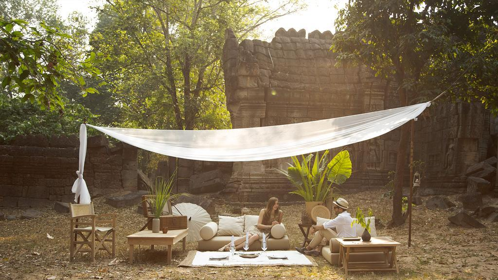 The Beige, Cambodia - next to the Angkor temples